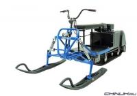 Лыжный модуль рычажный