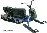 Днище  лыжного модуля