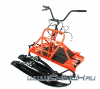 Лыжный модуль рессорный