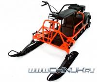 Мотобуксировщик Чинук L15MR (рессорный)
