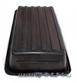 Сани-волокуши для буксировщика с демпферным устройством (широкие)1450х800х300мм